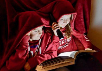Vorlesen – nicht nur für Kleine schön